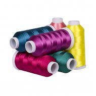 Нить вышивальная 100% VIS 120/2 цв (боб 5000ярдов) NITEX