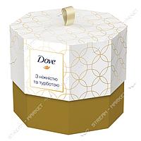 Подарочный набор Dove для женщин С нежностью и заботой