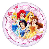 Вафельная картинка Принцессы Дисней