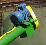 Погрузчик шнековый Ø 140×6000×380В, фото 3