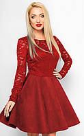 Сабина замшевое 3017/2, (2цв), нарядное коктейльное платье, дропшиппинг