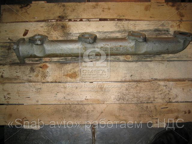 Коллектор выпускной (производство ЯМЗ) (арт. 238-1008022-Б), AGHZX