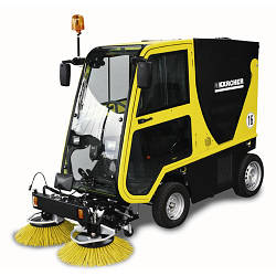 Коммунальная подметальная машина Karcher  ICC 1 D complete version