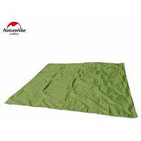 Внешний тент палатки Атриум туристических кемпинга для 2 человек Зеленый армейский