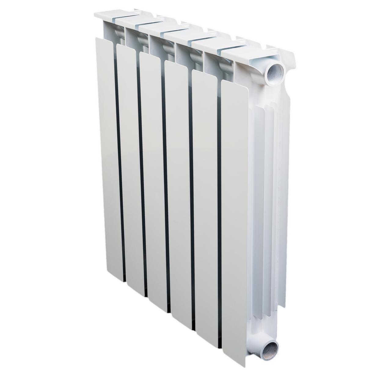 Биметаллический радиатор Алтермо 7 500/80