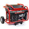 Генератор Matari S8990E (6.5 кВт). Subary, фото 2