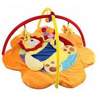 Детские Мягкие Играть Коврик Ползать Одеяло Льва Красочный