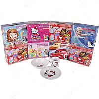 Стильный детский набор посуды ДП70621000