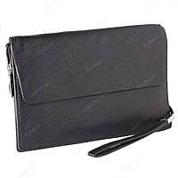 Кошелек мужской Fashion портмоне черный 54337, фото 1