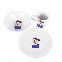 Универсальный детский набор посуды ДП70621002