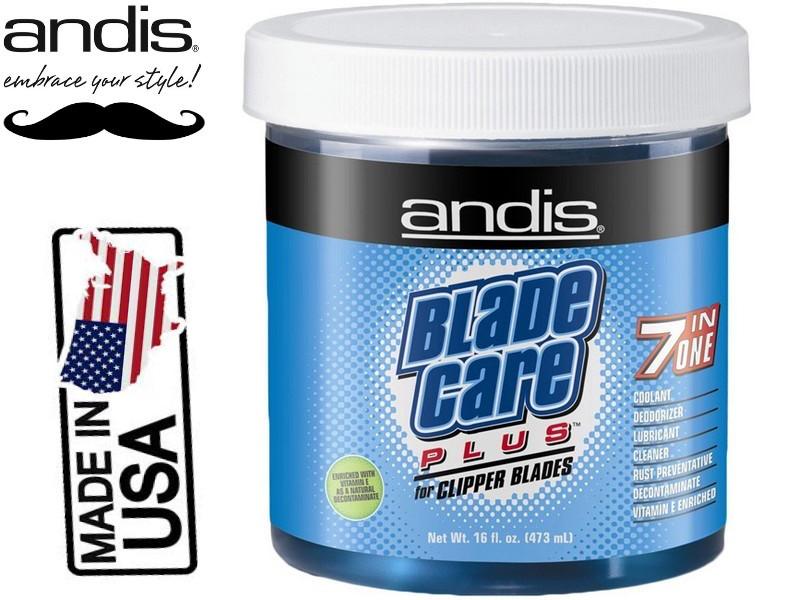 Средство для ухода за ножами ANDIS BLADE CARE+  488мл
