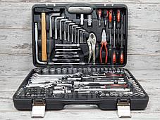 Набор инструментов KING STD KSD-142 (142 предмета)