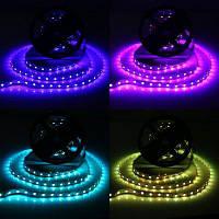 BRELONG 5M 60 x SMD5050 / M 60W RGB светодиодные полосы света Европейская вилка