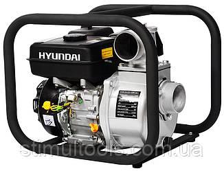 Мотопомпа Hyundai HY 83. Бесплатная доставка по Украине!