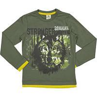 Хлопковая футболка с длинным рукавом для мальчиков, 2-16 лет Trybeyond, 999.34481.00 20E