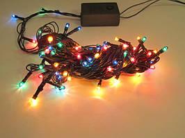LED гирлянда на 100 ламп на 3,5 метров