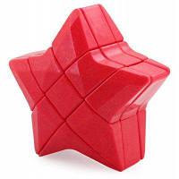 YONGJUN Moyu 3 x 3 x 3 нестандартный куб в форме звезды интеллектуальная игрушка праздничный подарок Красный