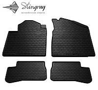 Резиновые коврики Stingray для TOYOTA Venza 2008 - комплект 4 шт.