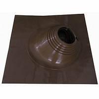 Мастер флеш угловой коричневый 160-280 мм (кровельный проходник)