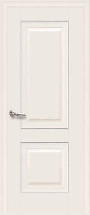 Дверное полотно Имидж Глухое с молдингом Магнолия, фото 2