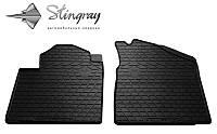 Резиновые коврики Stingray для TOYOTA Venza 2008 - комплект 2 шт.