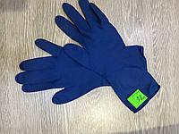 Перчатки латексные смотровые Ambulans