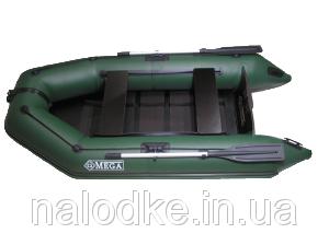 Плавсредство моторная надувная лодка Омега 270М. Отличное качество. Доступная цена. Дешево. Код: КГ3091