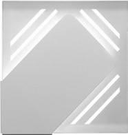 Подсветка LED декоративная Wave 03, алюминий, холодный белый