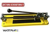 """Плиткорез ручной ТС-01 ТМ """"СТАЛЬ"""" длина 300 мм глубина реза 8 мм"""