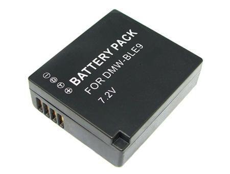 Батарея для Panasonic DMW-BLE9, DMW-BLE9E, DMW-BLE9PP, Lumix DMC-GF3, DMC-GF3K, DMC-GF3R, DMC-GF3P, DMC-GF5