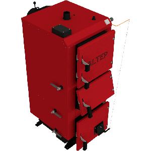 Твердотопливный котел Альтеп КТ-2E 17 кВт ВИТРИНА