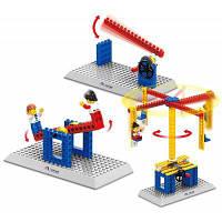 Механический Стиль образовательные 3D головоломки игрушка-76пк / комплект Цветной