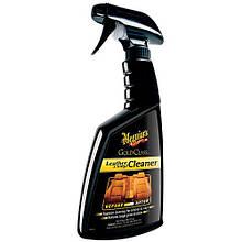 Очиститель для кожи и винила - Meguiar's GoldClass Leather & Vinyl Cleaner 473 мл. (G18516)