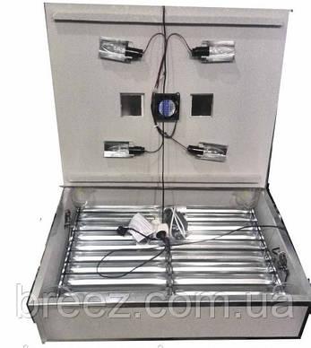Инкубатор с автоматическим переворотом яиц Наседка ИБА 140, фото 2