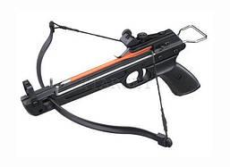 Арбалет Man Kung MK-50A2, Рекурсивный, пистолетного типа, алюминиевый рукоять