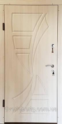 Входная дверь модель П3-287 вязь белый, фото 2