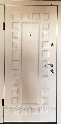 Входная дверь модель П3-258 сосна прованс, фото 2