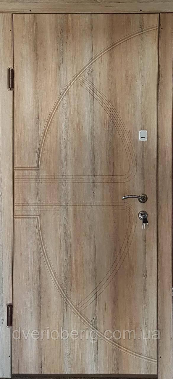 Входная дверь модель П3-330 секвоя