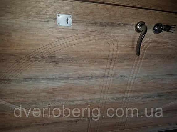 Входная дверь модель П3-330 секвоя, фото 2