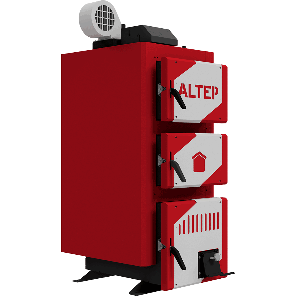 Твердотопливный котел Altep Classic Plus 12-30 кВт