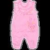 Ползунки высокие (с застёжкой на плечиках) для новорожденных