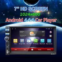 Автомагнитолу Android 4.4.4 2 din 4*45W GPS 1028*600