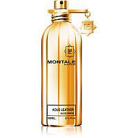 Парфюмированная вода Montale Aoud Leather 100 ml.