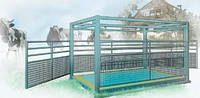 Весы для взвешивания животных 4000 кг, фото 1