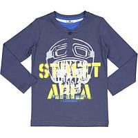 Хлопковая футболка с длинным рукавом для мальчиков, 2-16 лет Trybeyond, 999.34490.00 70Q