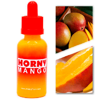 Премиум жидкость для электронных сигарет Horny Mango 60 ml (clone)