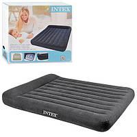 Intex 66769 велюровый матрас 203-152см