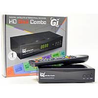 Ресивер GI HD Slim Combo S2/T2