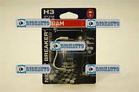 Лампа автомобильная Н3 12V 55W OSRAM NIGHT BREAKER UNLIMITED 1шт. блистер Chevrolet Lanos (64151-01B NBU)