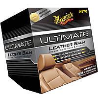 Набор бальзам для кожи - Meguiar's Ultimate Leather Balm (G18905)